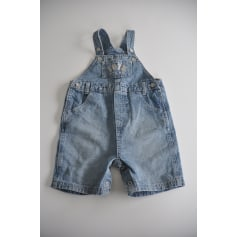 Short Overalls Baby Club