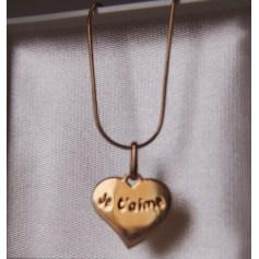 Pendentif, collier pendentif GL Paris  pas cher
