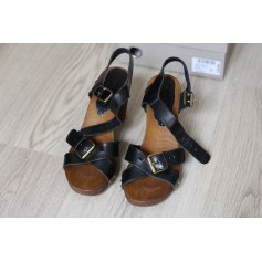 Sandales à talons SAN MARINA Noir