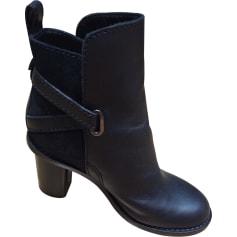 584dd7db05f Bottines   low boots Acne Femme   articles tendance - Videdressing