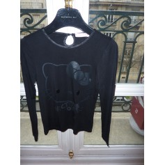 Top, Tee-shirt HELLO KITTY BY VICTORIA COUTURE Noir