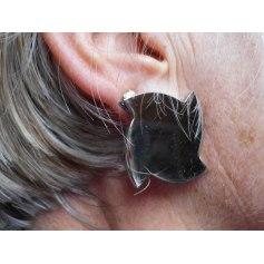 Boucles d'oreille Rochas  pas cher