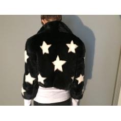 Fur Jackets PHILIPP PLEIN Black