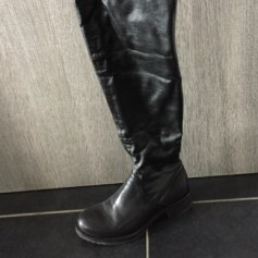 Strategia over the knee boots £280