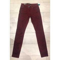 Jeans slim MAISON SCOTCH Imprimés animaliers