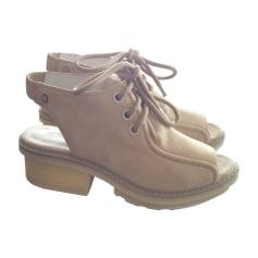 Sandales à talons 3.1 PHILLIP LIM Beige, camel