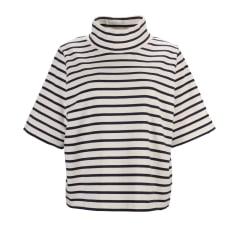 Tops, T-Shirt GANNI Autre