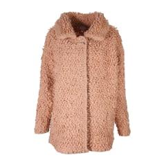 Mantel LALA BERLIN Pink,  altrosa