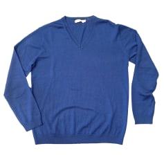 Pull BILLTORNADE Bleu, bleu marine, bleu turquoise