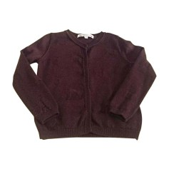 Vest, Cardigan BONPOINT Red, burgundy