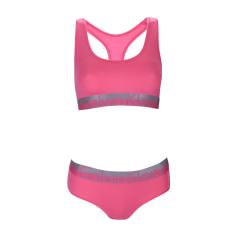 Frauenunterwäsche, Dessous CALVIN KLEIN Pink,  altrosa