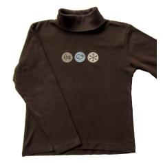 T-shirt LE PHARE DE LA BALEINE Brown