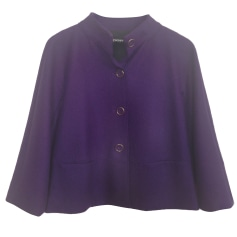 Jacket DKNY Purple, mauve, lavender