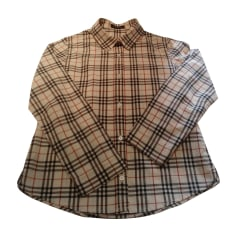 Camicia BURBERRY Marrone
