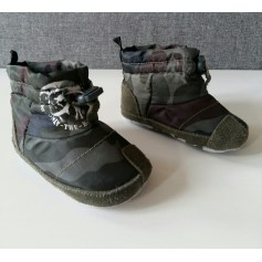Ankle Boots DIESEL Khaki
