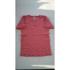 T-shirt PETIT BATEAU Red, burgundy