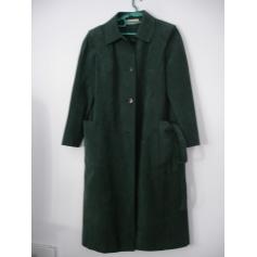 Manteau en cuir Tricosa  pas cher