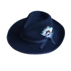 Chapeau WILFRED Noir