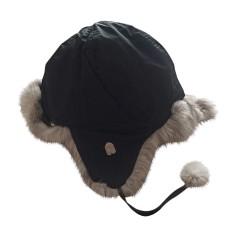 Bonnet DIOR Noir