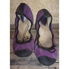 Ballerines BLOCH Violet, mauve, lavande
