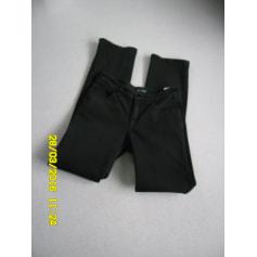Pantalon droit ARMANI Noir