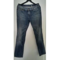 Jeans droit TEDDY SMITH Bleu, bleu marine, bleu turquoise