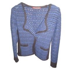 Jacket COMPTOIR DES COTONNIERS Blue, navy, turquoise