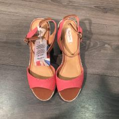Sandales compensées Pepe Jeans  pas cher
