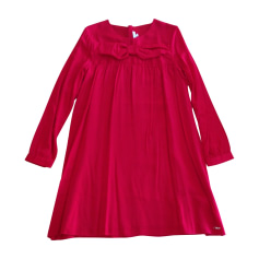 Dress CHLOÉ Red, burgundy