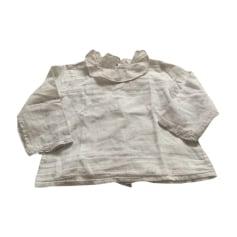 Blouse BONPOINT White, off-white, ecru