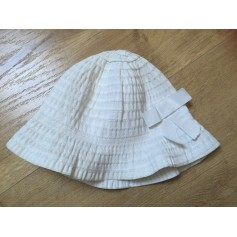 Hat JACADI White, off-white, ecru