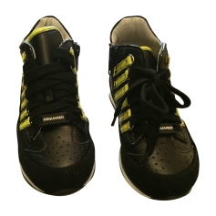 Sneakers DSQUARED Black