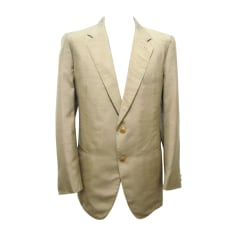 Giacca YVES SAINT LAURENT Beige, cammello