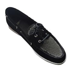 Chaussures à lacets SAINT LAURENT Noir