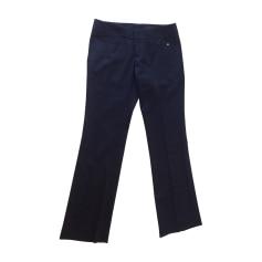 Pantalone dritto GUCCI Nero