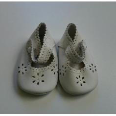 Ballet Flats JACADI White, off-white, ecru