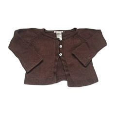 Vest, Cardigan BONPOINT Brown