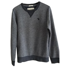 Sweatshirt ABERCROMBIE & FITCH Blue, navy, turquoise