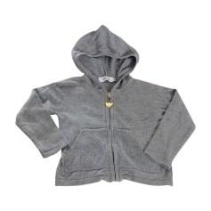Jacket BABY DIOR Gray, charcoal