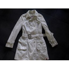 Waterproof, Trench EDC BY ESPRIT White, off-white, ecru