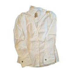 Chemise 0039 ITALY Blanc, blanc cassé, écru