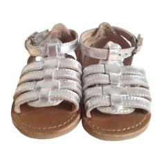 Sandals ANDRÉ Silver