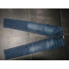 Jeans droit LIU JO jean foncé