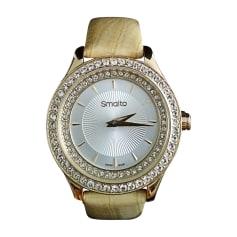 a09fc4baf6 Bijoux & Montres Smalto Femme : articles luxe - Videdressing