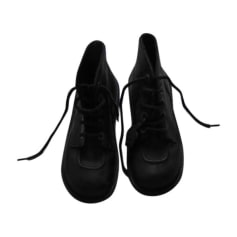 Lace Up Shoes KICKERS Black