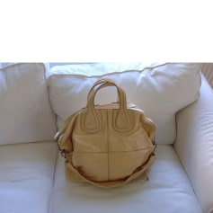 Handtasche Leder GIVENCHY Beige