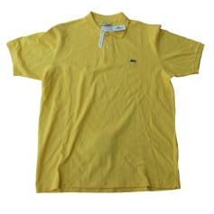 Poloshirt LACOSTE Gelb