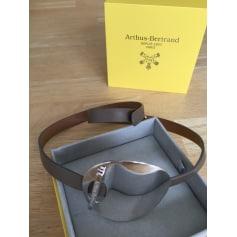 Bracelet ARTHUS BERTRAND Gris, anthracite
