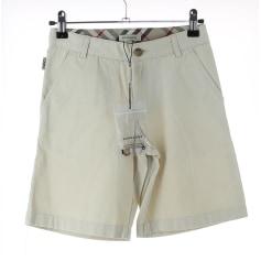 Bermuda Shorts BURBERRY Beige, camel