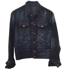 Zipped Jacket LE TEMPS DES CERISES Blue, navy, turquoise